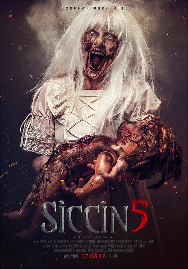 Siccin 5 Afişi, Afişleri, Afiş ve Poster Resimleri-1