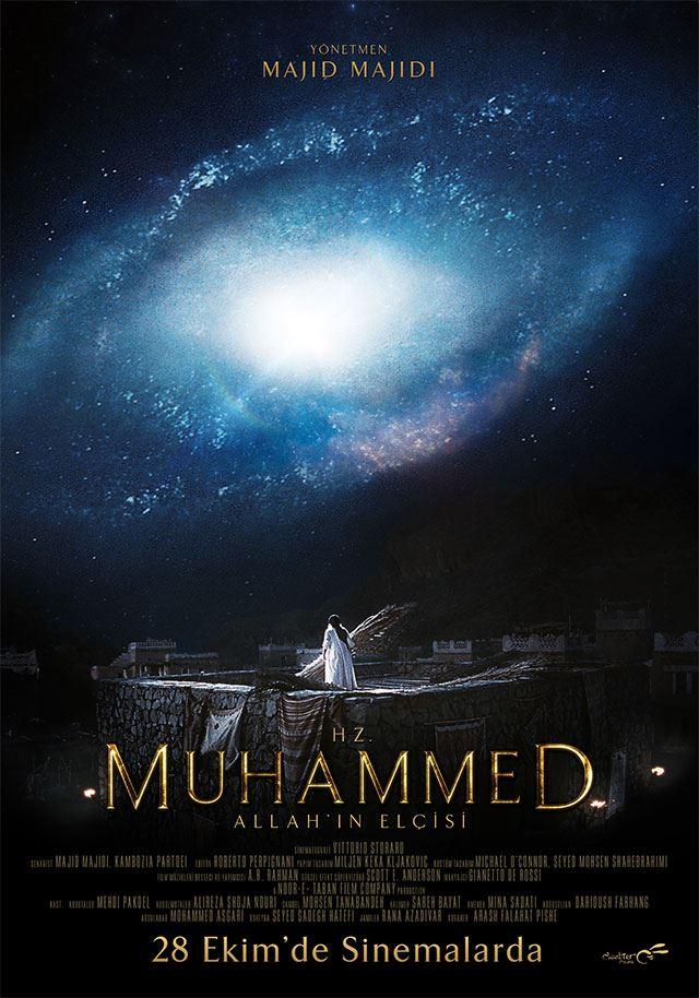 Hz. Muhammed: Allahın Elçisi Afişi, Afişleri, Afiş Resimleri-1