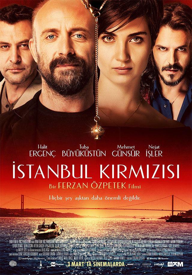 İstanbul Kırmızısı Afişi, Afişleri, Afiş Resimleri-1