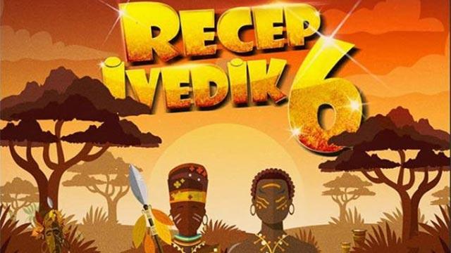 Recep İvedik 6 Oyuncuları